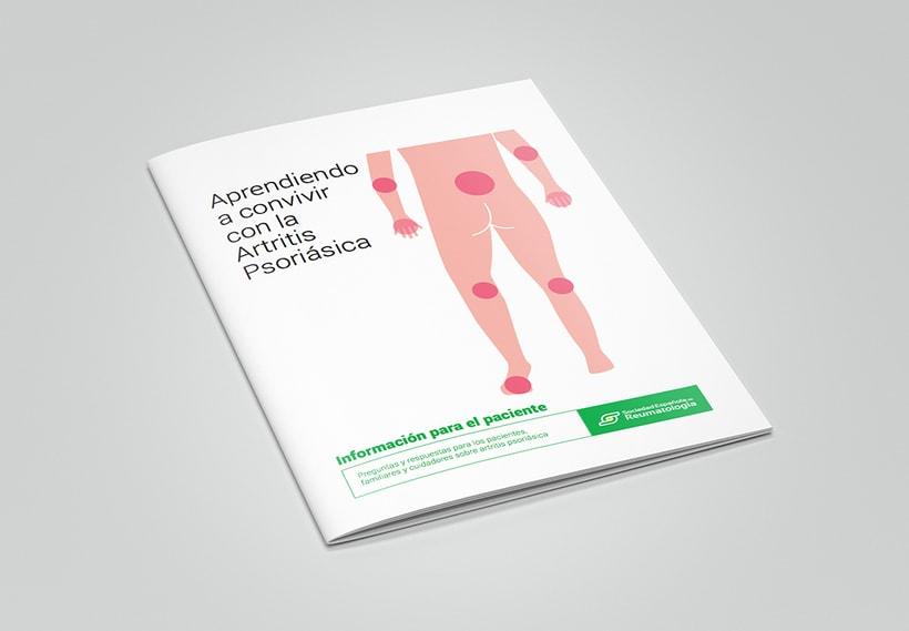 Revista informativa sobre la Artritis  Psoriásica -1