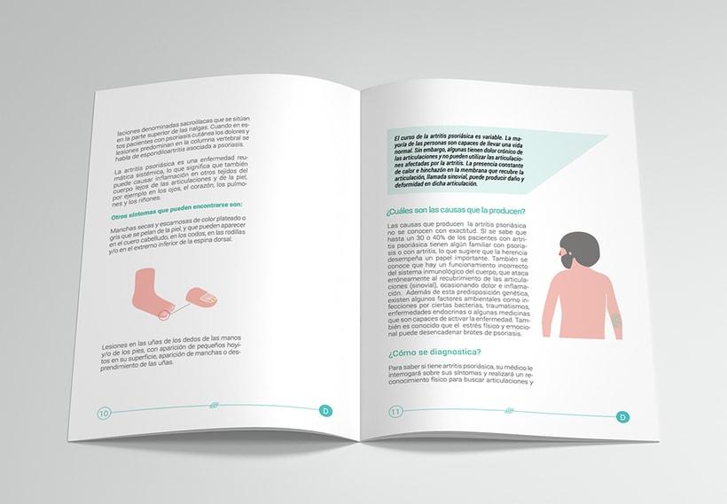 Revista informativa sobre la Artritis  Psoriásica 2