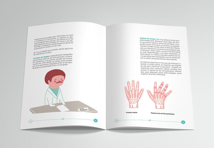 Revista informativa sobre la Artritis  Psoriásica 3