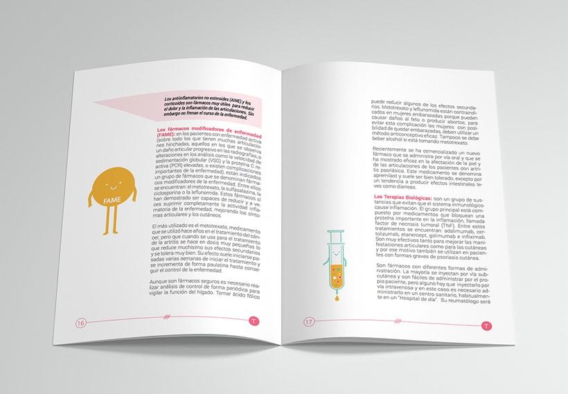 Revista informativa sobre la Artritis  Psoriásica 5