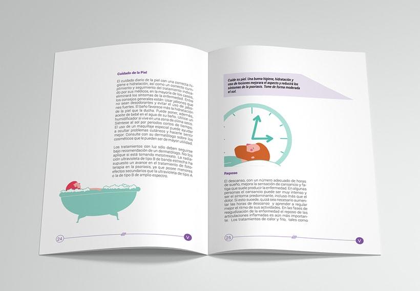 Revista informativa sobre la Artritis  Psoriásica 8