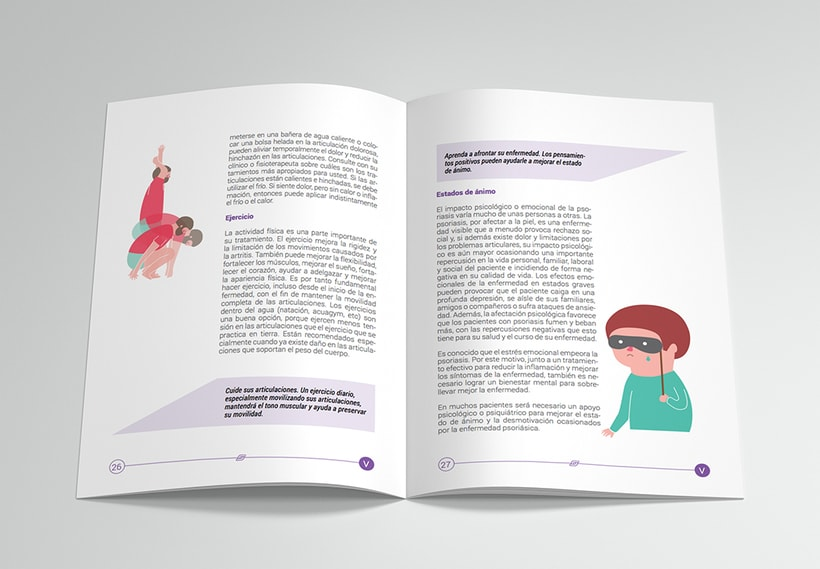 Revista informativa sobre la Artritis  Psoriásica 9