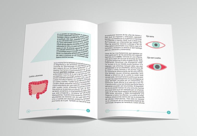 Revista informativa sobre la Espondilitis anquilosante 5