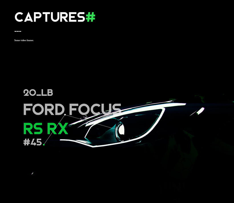 Ford Focus RS RX 3