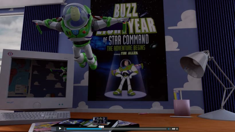 Buzz Lightyear Toy Story 3