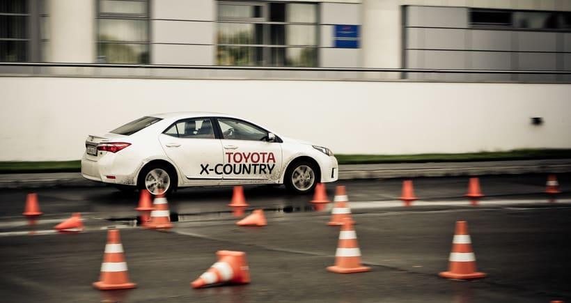 Toyota Motor Ru 2
