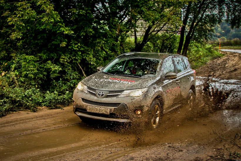 Toyota Motor Ru 4