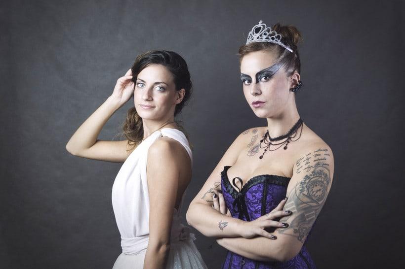 Fotografía de moda y retoque digital: Good & Bad 3