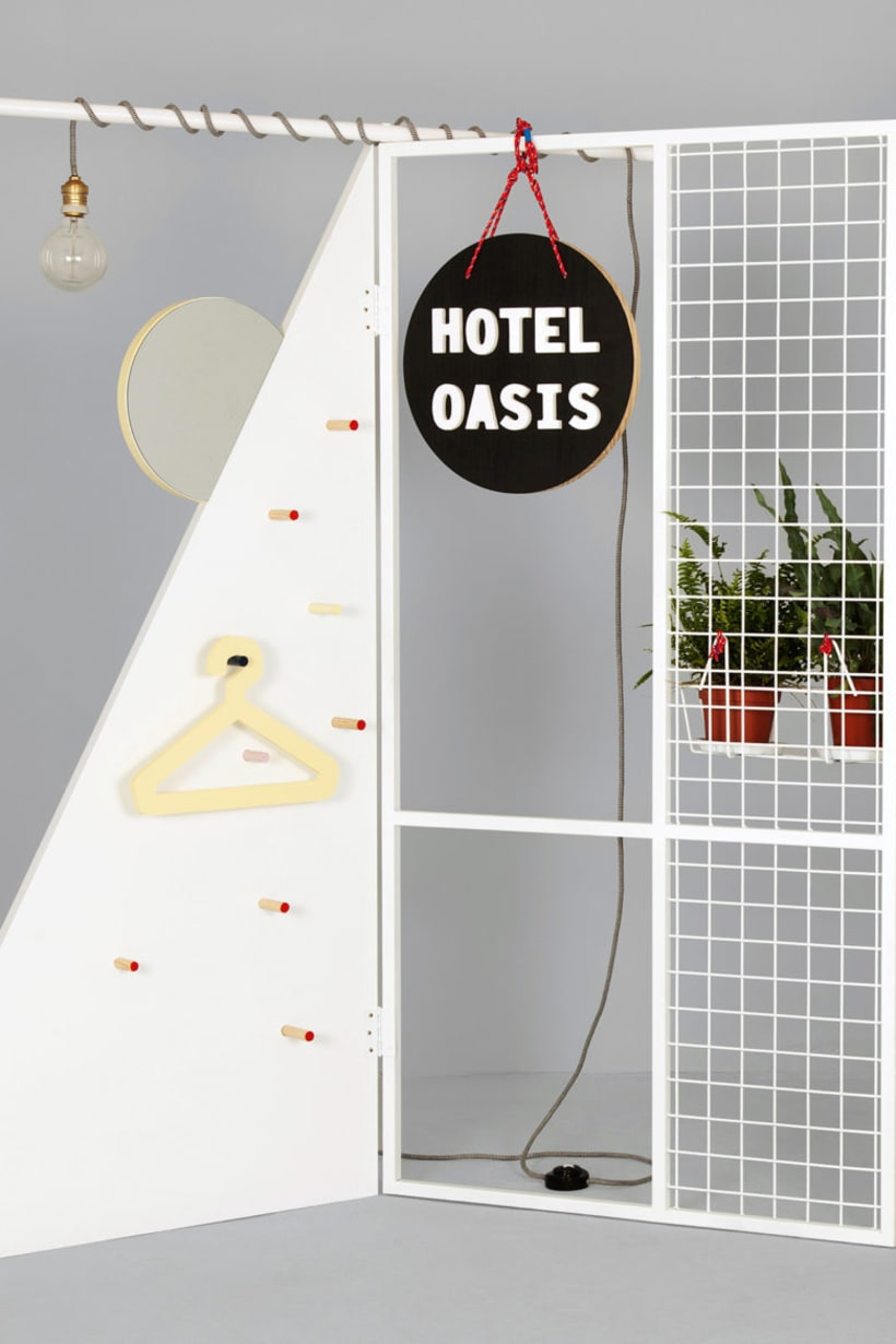 HOTEL OASIS ++ HAPPY FURNITURE 10