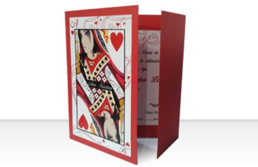 Diseño e impresión Invitación -1