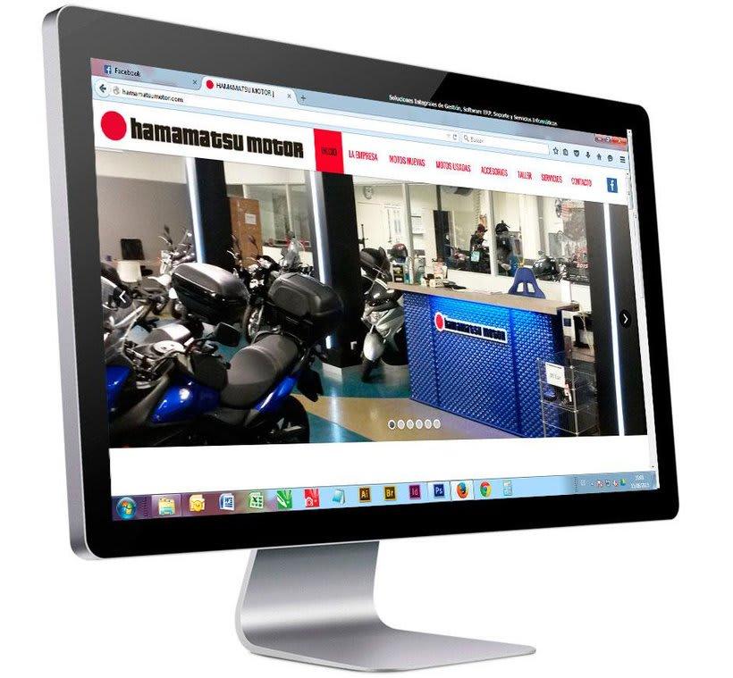 Diseño web Hamamatsumotor -1