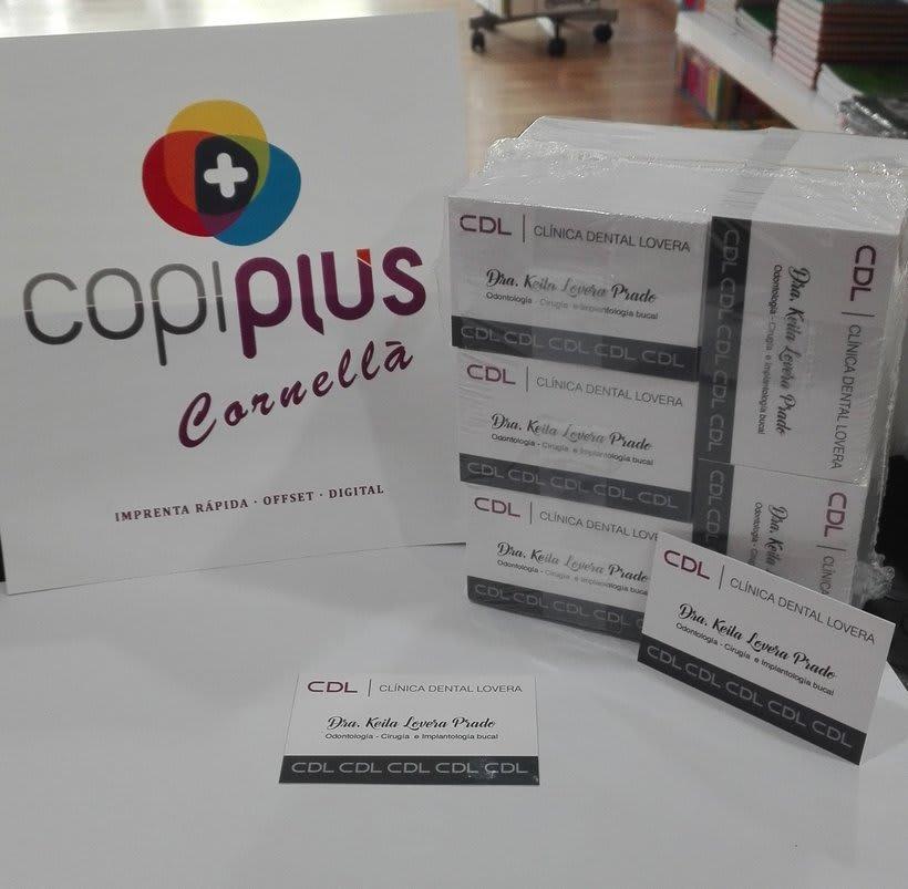 Diseño e impresión Tarjetas de visita CDL -1