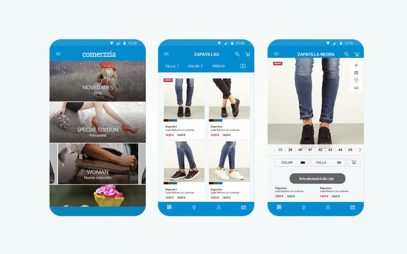 Comerzzia app 2