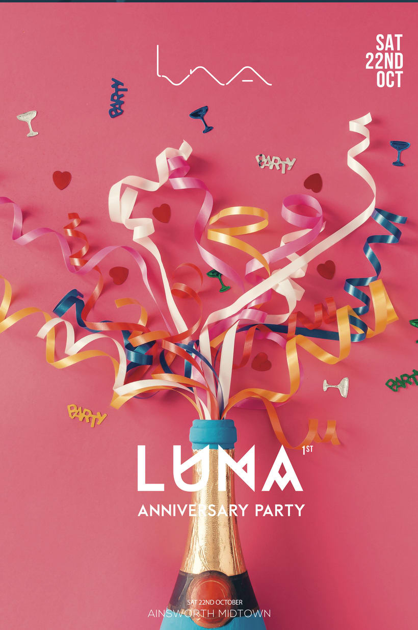 Luna Party New York Flyers 1