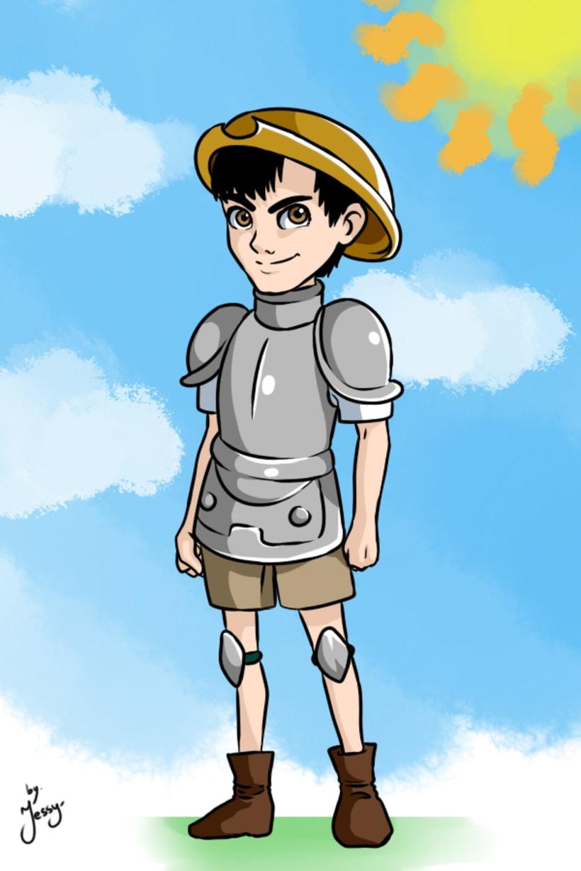 El pequeño Quijote 1