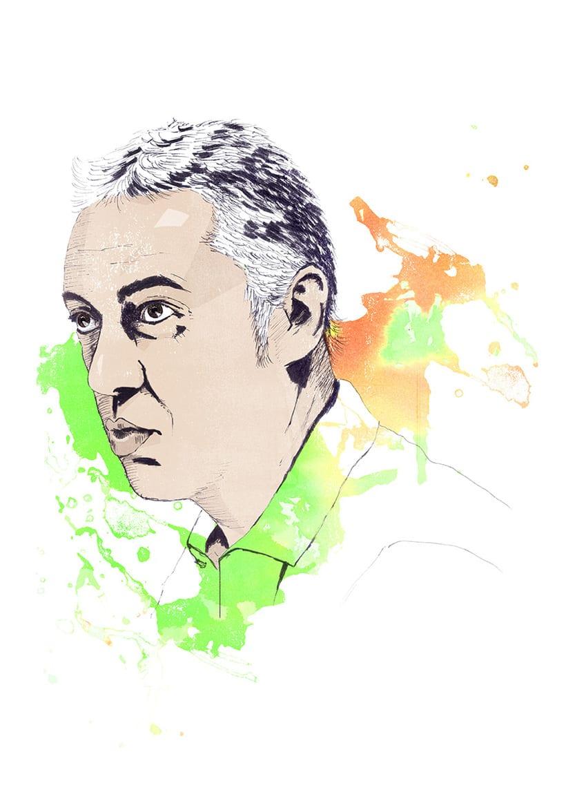 Berria. Retratos políticos 1