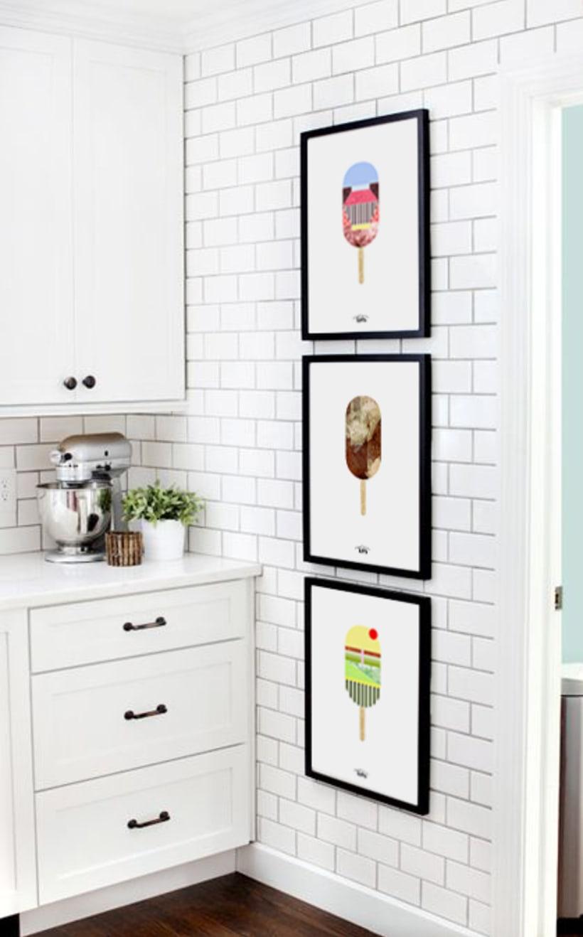 KMS KeepMakingSmiles _ Diseño de pósters para la decoración del hogar. 16