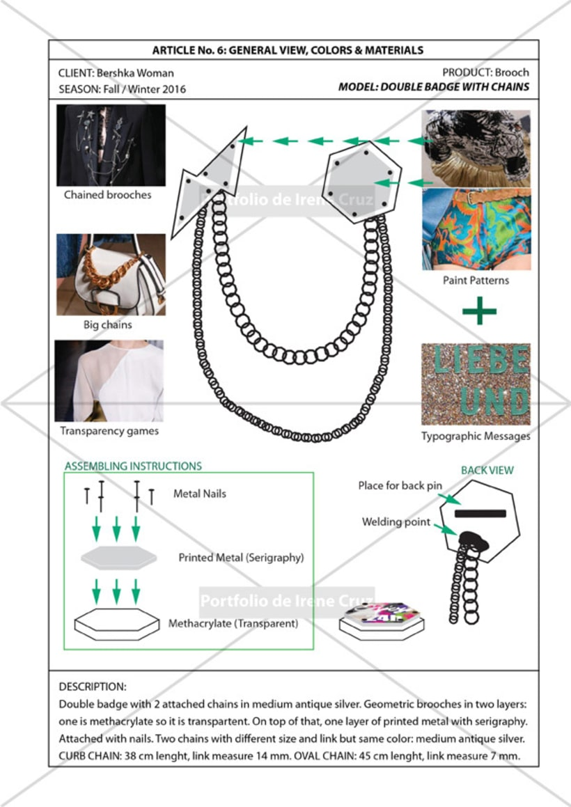 Accessories Design + Trend Analyses FW2016 17