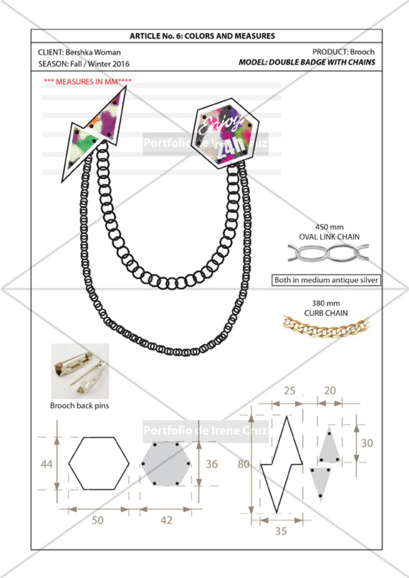 Accessories Design + Trend Analyses FW2016 18