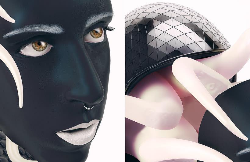 "Gaga ""Black"" 1"