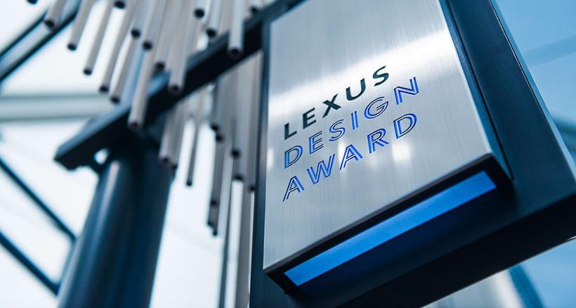 Abierta la preinscripción para los Lexus Design Awards 1