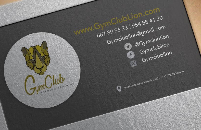 GymClubLion 0