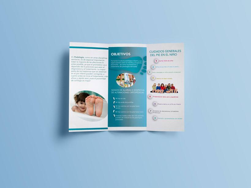 Clínica Rmorente | Identidad, papelería y fotografía 3