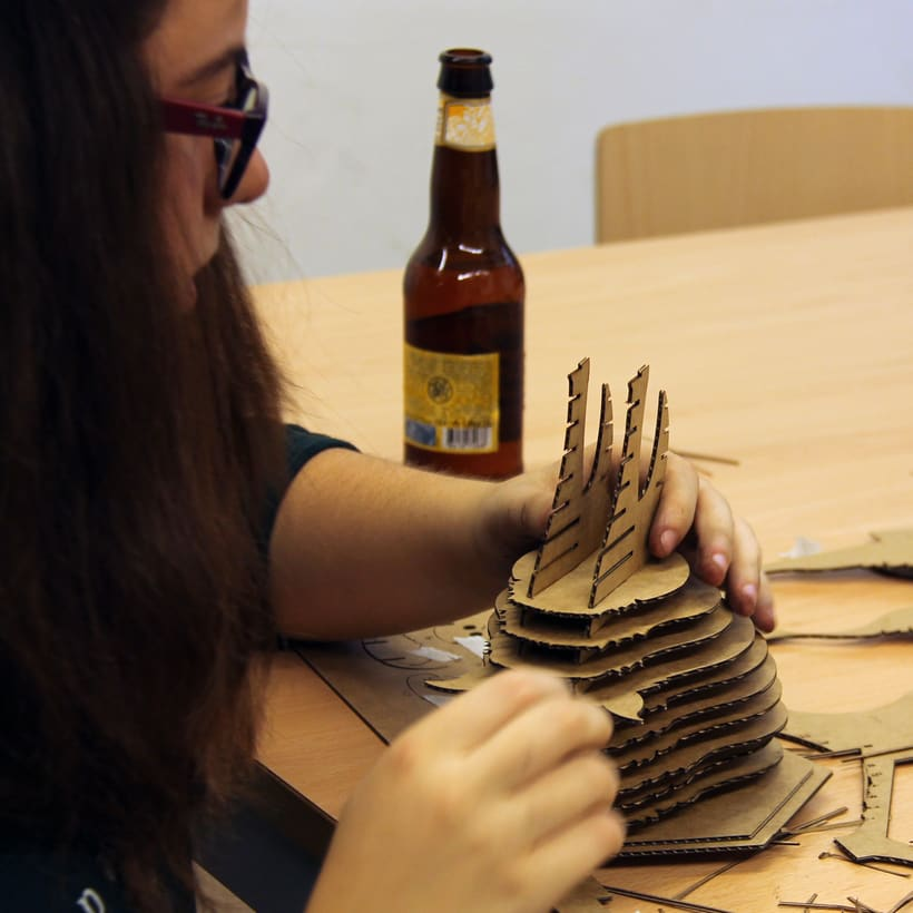 WORKSHOP | Porc Senglar Lasercut Party #creatusdominus15 0