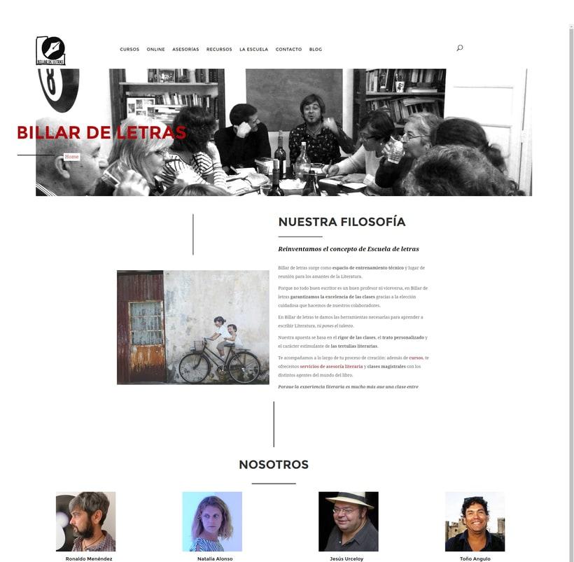 Escuela de escritores 1
