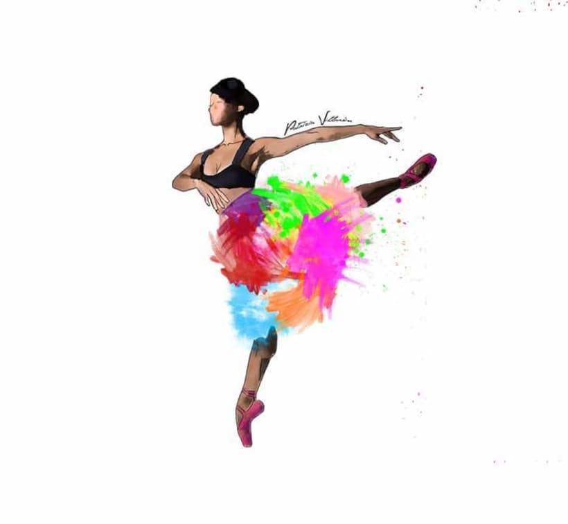 Dancing queen. 0