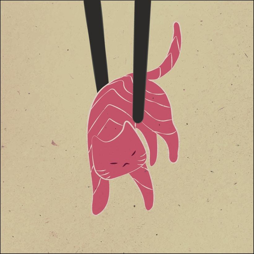 SUSHI CATS 1