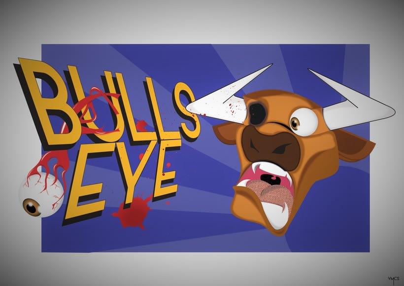 Bullseye ilustración  -1