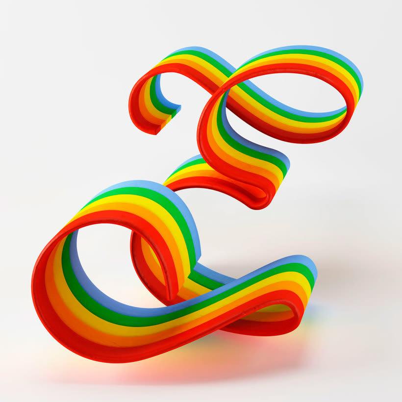 Jenue reinventa el diseño tipográfico 5