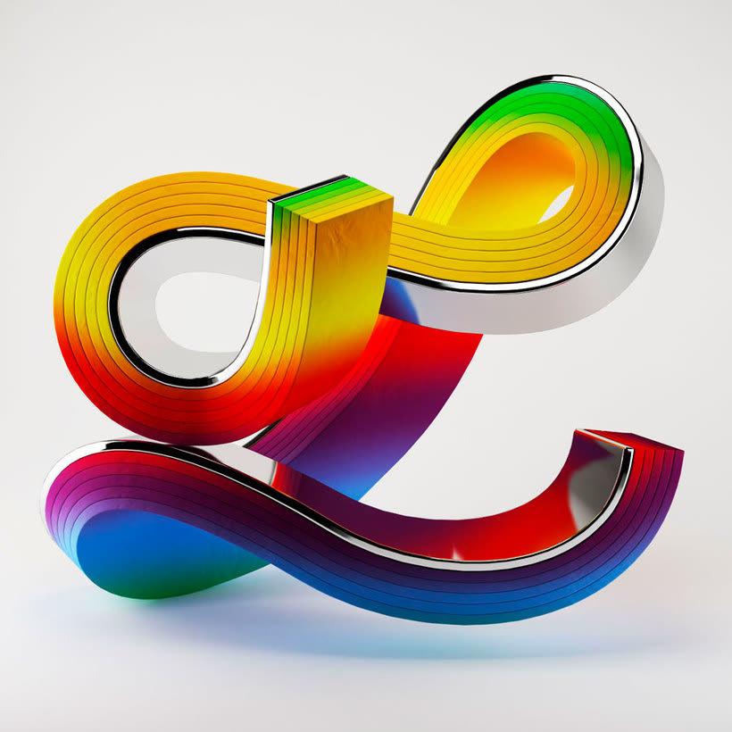 Jenue reinventa el diseño tipográfico 8