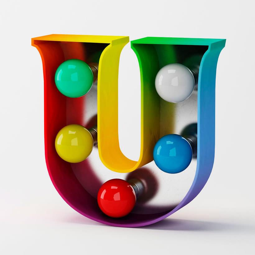 Jenue reinventa el diseño tipográfico 11