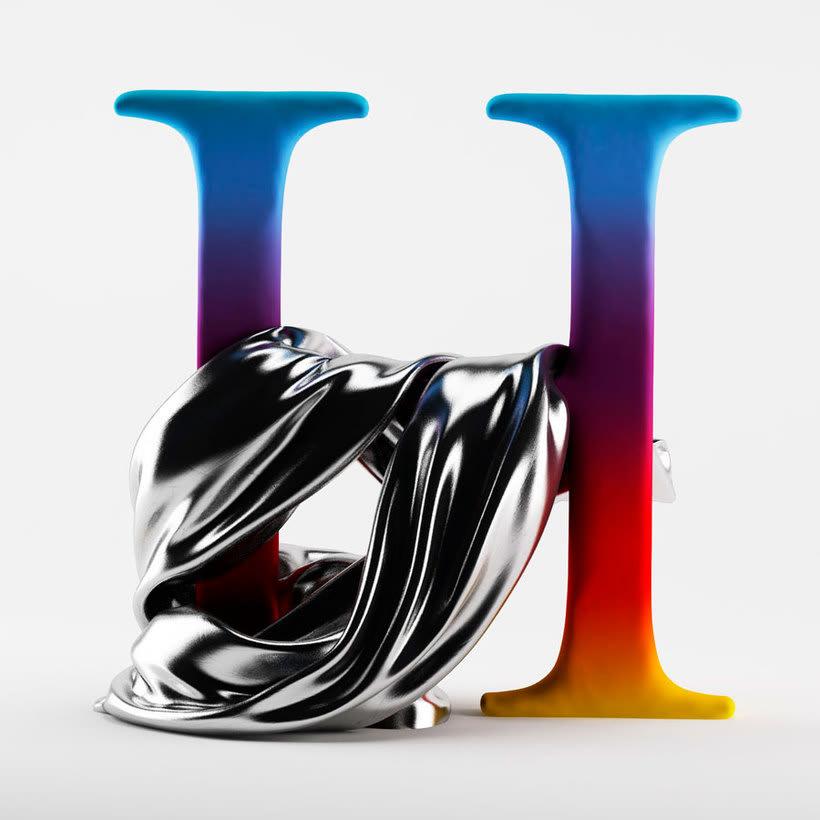 Jenue reinventa el diseño tipográfico 13