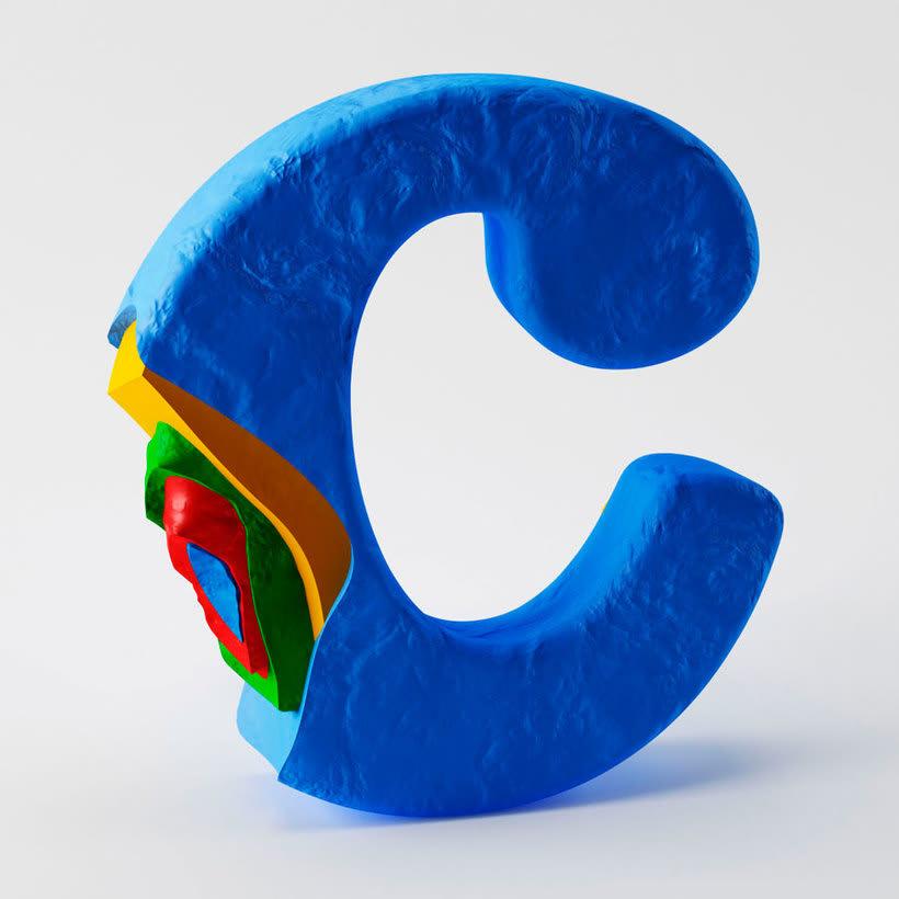 Jenue reinventa el diseño tipográfico 10