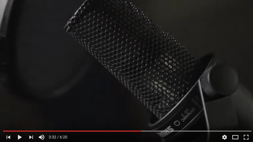 Grabación de videoclip- RED PASSENGER 0