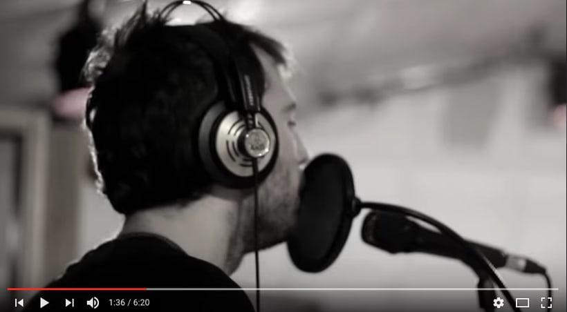 Grabación de videoclip- RED PASSENGER 8