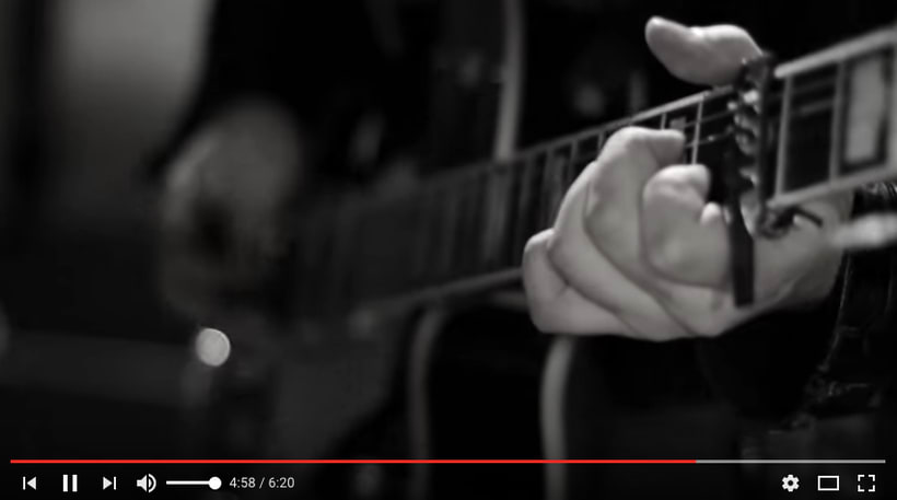 Grabación de videoclip- RED PASSENGER 9