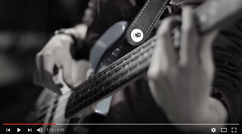 Grabación de videoclip- RED PASSENGER 11