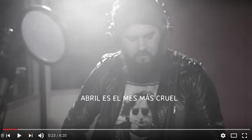 Grabación de videoclip- RED PASSENGER 12