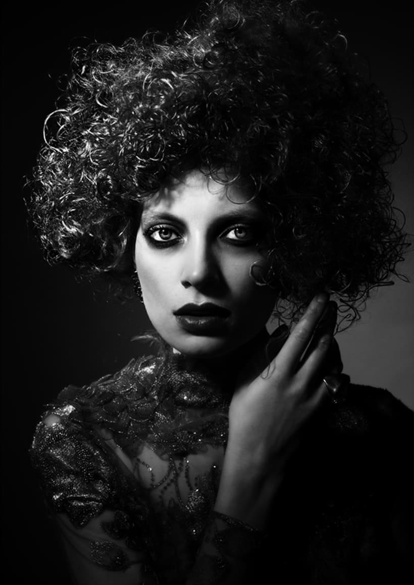 Retratos Blanco y Negro -1