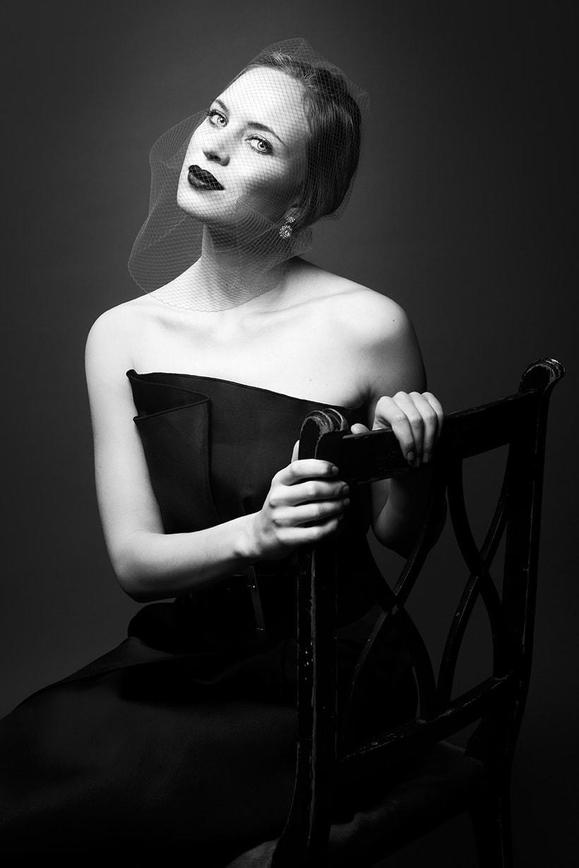 Retratos Blanco y Negro 0