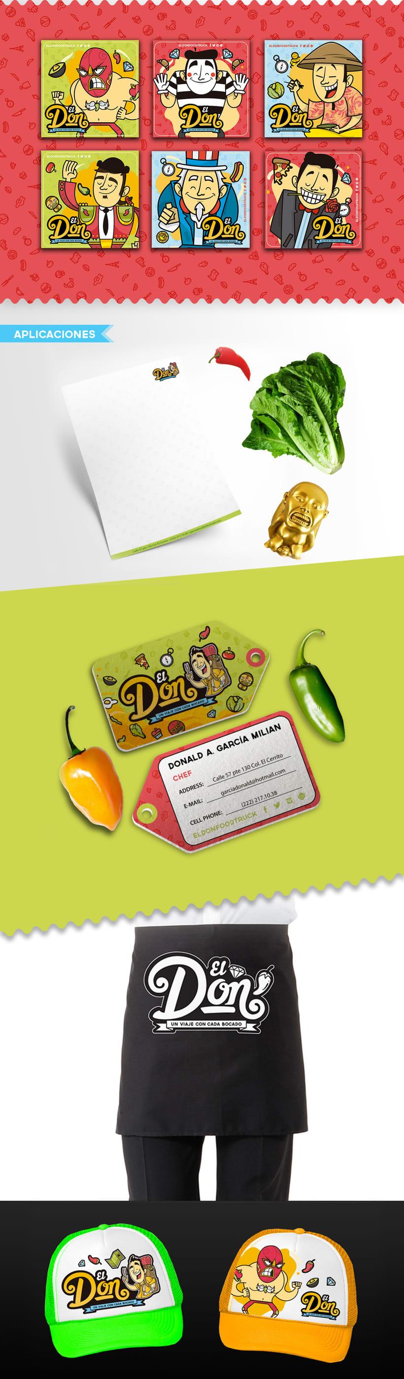 El Don Foodtruck 1