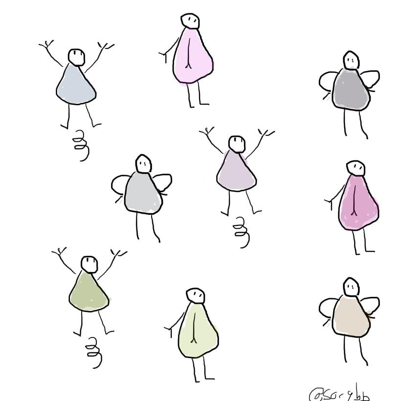 Ilustraciones  de tinta y sueños de sory_bp 4