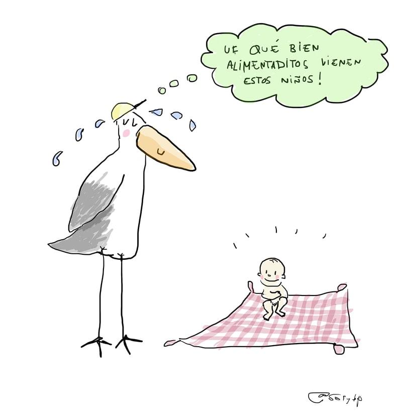 Ilustraciones  de tinta y sueños de sory_bp 14