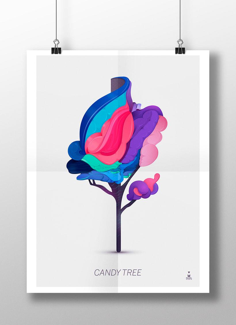Candy Tree 1