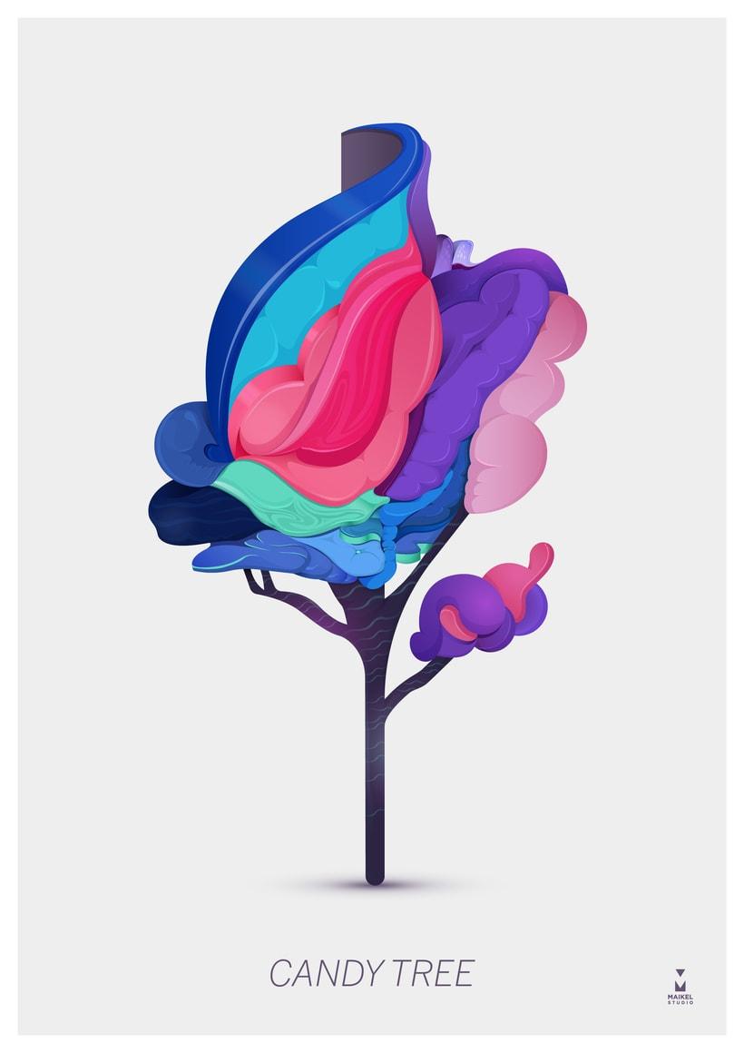 Candy Tree 0