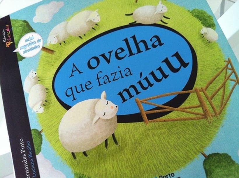 A ovelha que fazia múuu -1